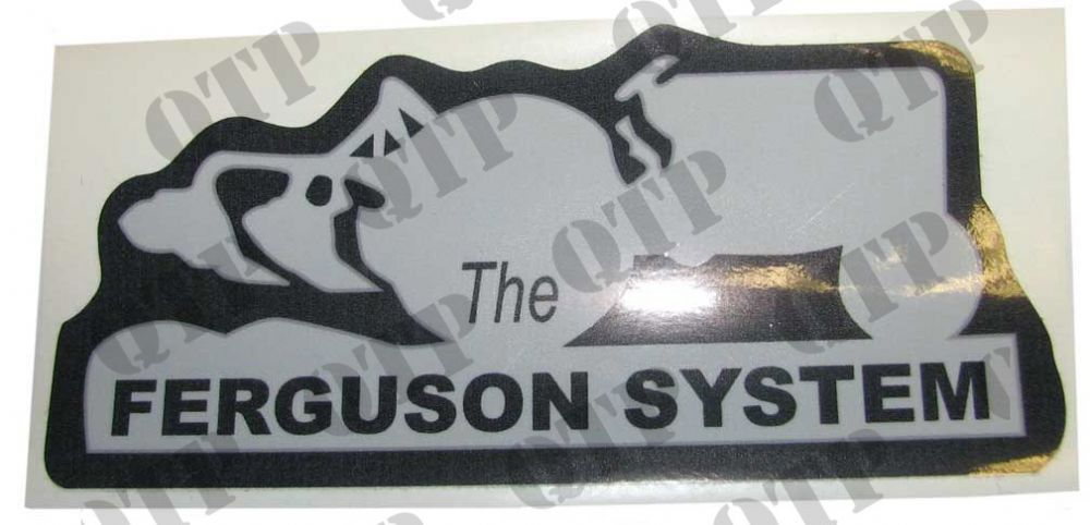 Decal The Ferguson System